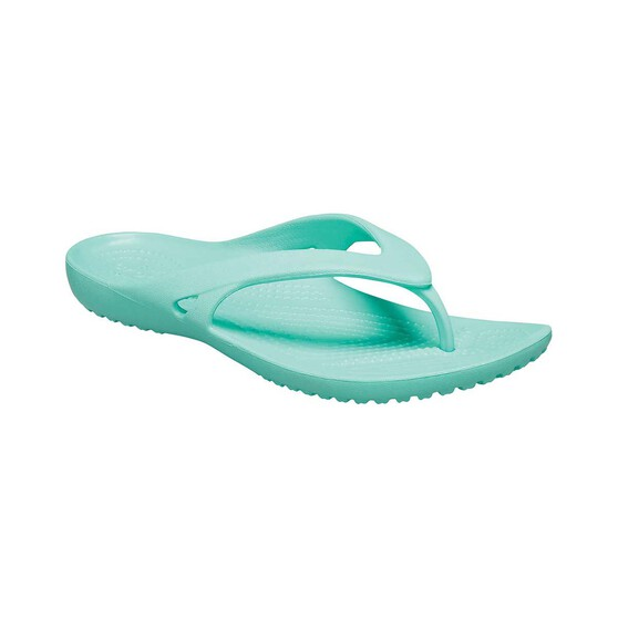 Crocs Kadee II Women's Flip Flops, Pistachio, bcf_hi-res