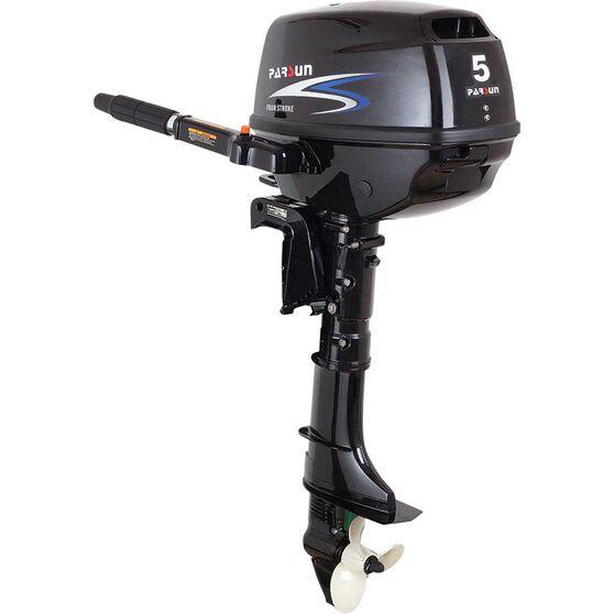 Parsun 4-Stroke Short Shaft Outboard Motor 5HP, , bcf_hi-res