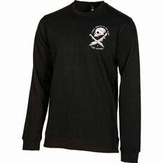 Tide Apparel Men's Rinse Sweater Black S, Black, bcf_hi-res