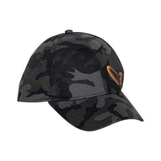 Savage Black  Camo Cap, , bcf_hi-res