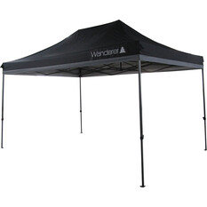 Wanderer Ultimate Jumbo Heavy Duty Gazebo 4.5x3m, , bcf_hi-res