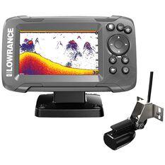 Lowrance Hook2-4x Fishfinder Including Transducer, , bcf_hi-res