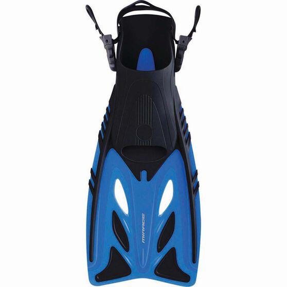 Mirage Crystal Junior Fins, Blue, bcf_hi-res