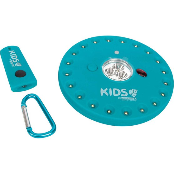 Wanderer Kids' Tent Light Blue, Blue, bcf_hi-res