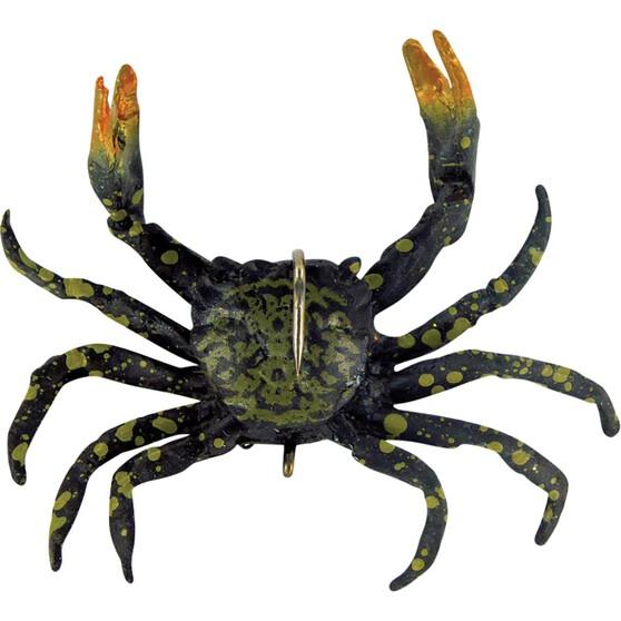 Chasebaits Crusty Crab Soft Plastic Lure 50mm Gold Digger, Gold Digger, bcf_hi-res