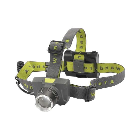 Wanderer Focus 250 Aluminium Headlamp, , bcf_hi-res
