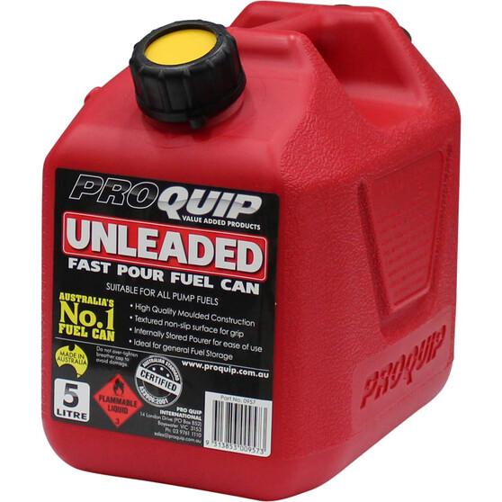 Pro Quip Petrol Jerry Can 5 Litre, , bcf_hi-res