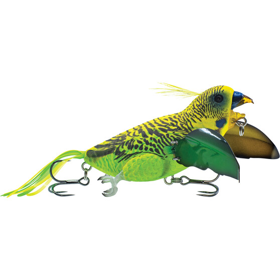 Chasebaits Smuggler Surface Lure 9cm Budgie, Budgie, bcf_hi-res