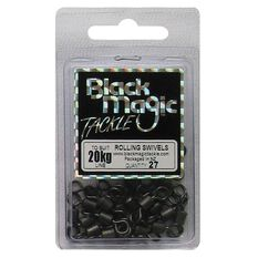 Black Magic Rolling Swivel 27 Pack, , bcf_hi-res