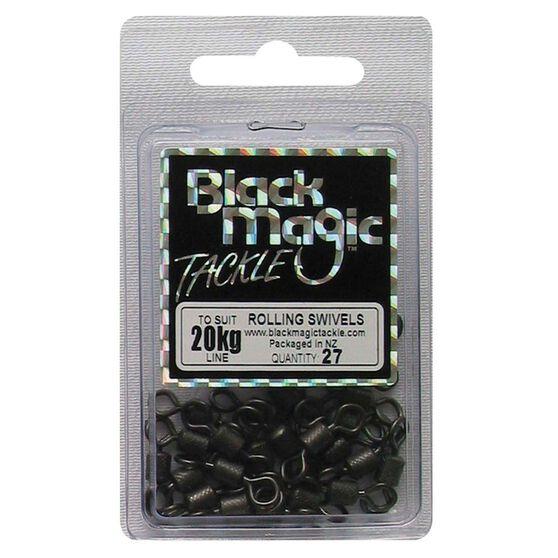 Black Magic Rolling Swivel 27 Pack, , bcf_hi-res