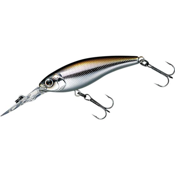 Daiwa Steez Shad Lure Smelt 60mm, Smelt, bcf_hi-res