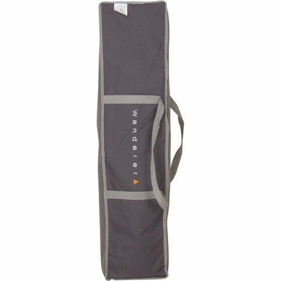 Wanderer Flinders Premium Camper X-Leg Stretcher King Single, , bcf_hi-res
