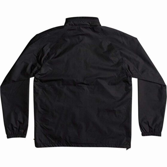 Quiksilver Men's Shell Shock 3 Jacket, Black, bcf_hi-res
