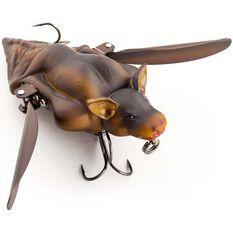 Savage 3D Bat Surface Lure 12.5cm Brown, Brown, bcf_hi-res