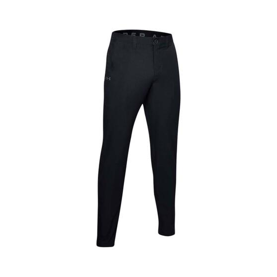 Under Armour Men's Canyon Pants, Black / Pitch Grey, bcf_hi-res