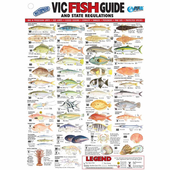 AFN Fish ID VIC Maps/Guides, , bcf_hi-res