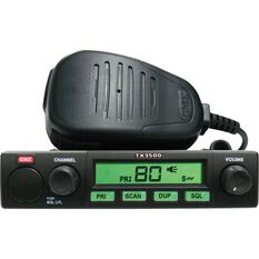 TX3500S Compact UHF Radio, , bcf_hi-res
