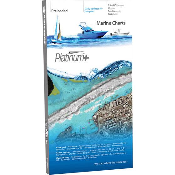 Navionics Platinum XL3 Aus East North Marine Chart, , bcf_hi-res