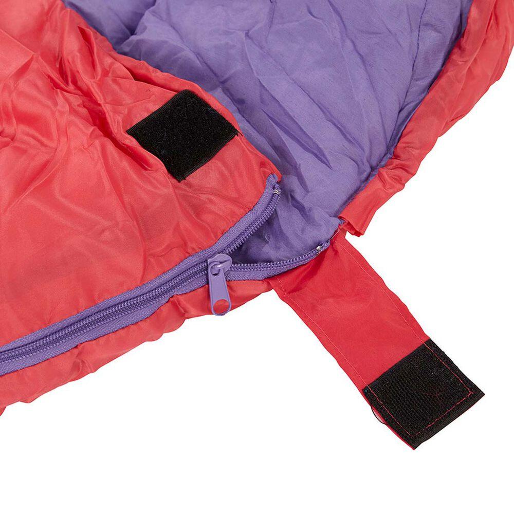 Wanderer MiniFlame Hooded Sleeping Bag | BCF