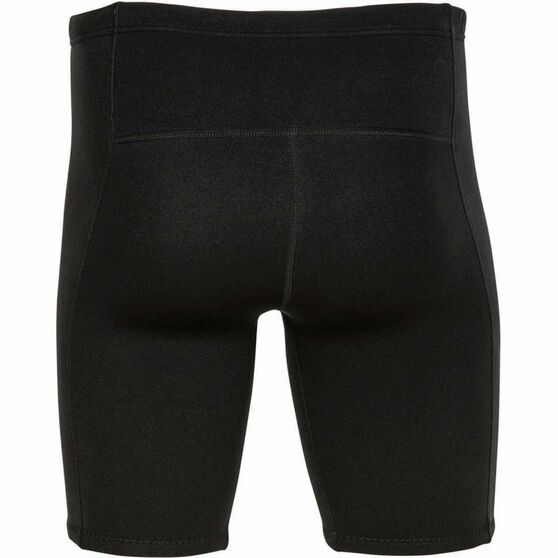 Outdoor Expedition Men's Neoprene Shorts, Black, bcf_hi-res
