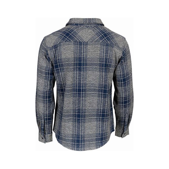 National Geographic Men's Twill Shirt, Navy, bcf_hi-res