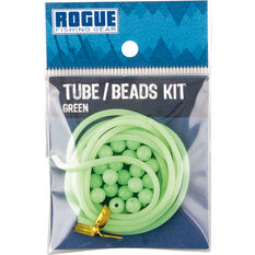 Lumo Tube and Beads Kit Green, Green, bcf_hi-res