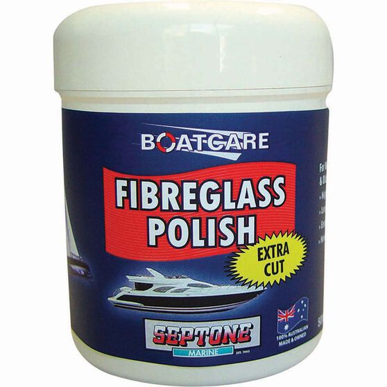 Septone Boatcare Fibreglass Polish Extra Cut 500ml, , bcf_hi-res