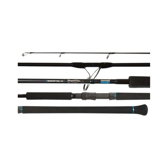 Nomad Spinning Rod 7ft 8in, PE8 80LB-100LB, , bcf_hi-res