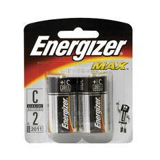 Energizer Max C Batteries - 2 Pack, , bcf_hi-res