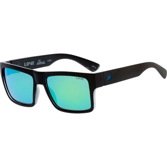 The Mad Hueys Men's Polar Float Mirror Animal Sunglasses, , bcf_hi-res