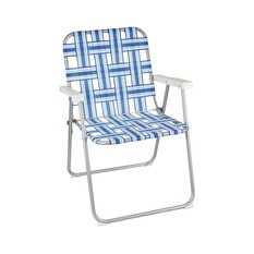 Wanderer Retro Stripe Camp Chair, , bcf_hi-res