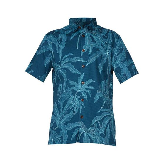Quiksilver Waterman Men's Maliko Lizard Shirt, , bcf_hi-res
