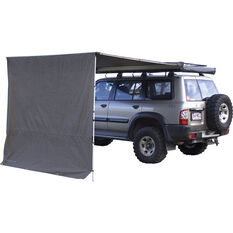 Wanderer Awning Front Wall 2.5m, , bcf_hi-res