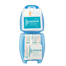 Compact First Aid Kit 25 Pieces, , bcf_hi-res