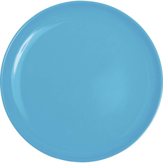 Campfire Melamine Dinner Plate, Blue, bcf_hi-res