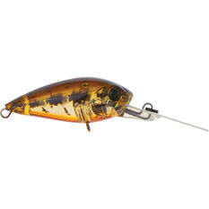 Atomic Hardz Bream Crank Double Deep Hard Body Lure 38mm Ghost Brown Shad 38mm, Ghost Brown Shad, bcf_hi-res