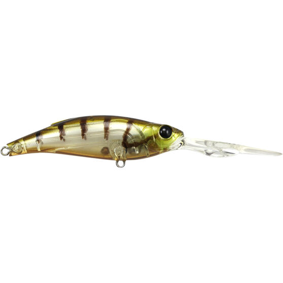Atomic Hardz Shiner Double Deep Hard Body Lure 75mm Tims Prawn 75mm, Tims Prawn, bcf_hi-res