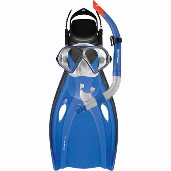 Mirage Mission Snorkelling Set L, , bcf_hi-res