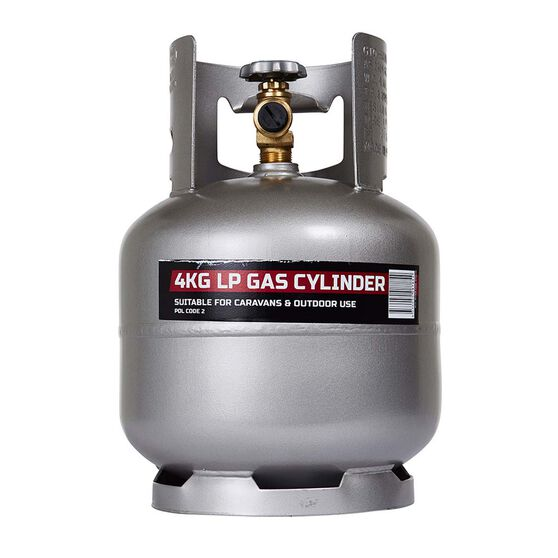 4kg Code 2 Gas Bottle, , bcf_hi-res