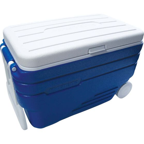 Wheeled Chest Cooler 40L, , bcf_hi-res