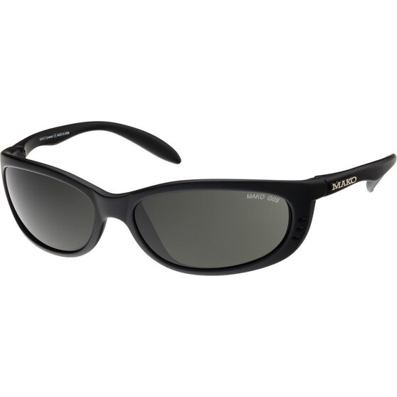 MAKO Sleek Polarised Sunglasses Grey Lens, Grey Lens, bcf_hi-res
