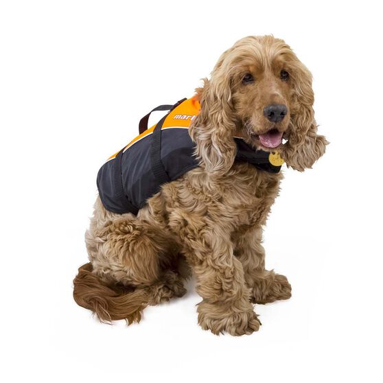 Marlin Australia PFD Dog Vest Orange S, Orange, bcf_hi-res