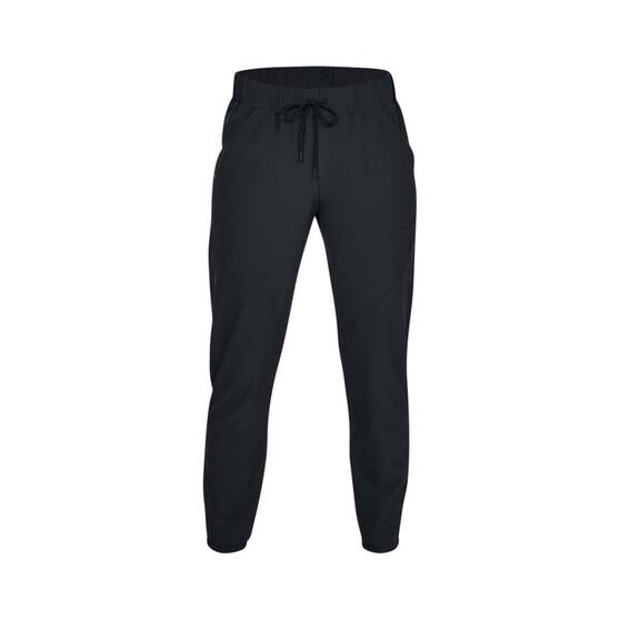Under Armour Women's Fusion Pants, Black / Jet Grey, bcf_hi-res