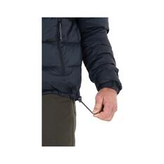 Macpac Men's Halo Down Jacket, Black, bcf_hi-res