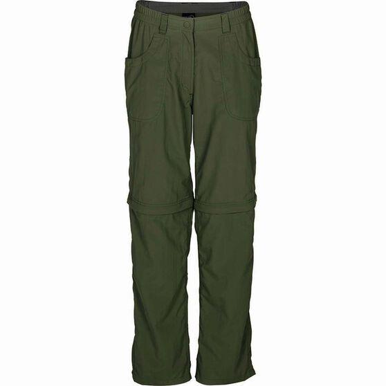 Outdoor Expedition Women's Zip Off Hike Pants, , bcf_hi-res