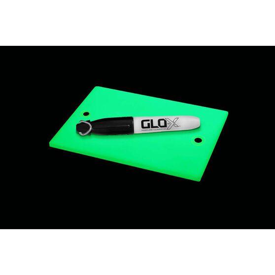 Glo X Sign Tile 90x55mm, , bcf_hi-res