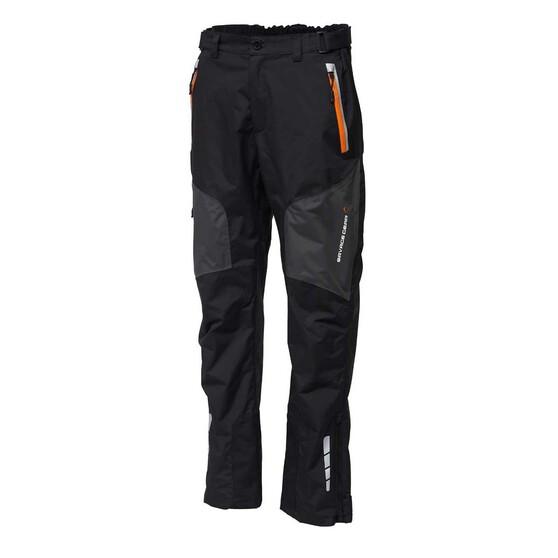 Savage Gear Men's Waterproof Performance Pants, Black, bcf_hi-res