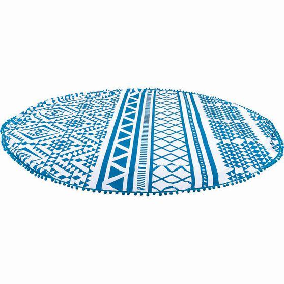 Printed Round Beach Towel, , bcf_hi-res