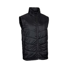OUTRAK Men's Puffer Vest Black S, Black, bcf_hi-res