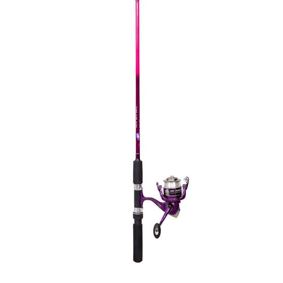 Rogue Cool Shark Spin Junior Combo Pink 6ft, Pink, bcf_hi-res